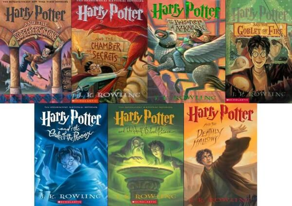 Why Harry Potter Books are Great for School-Aged Readers